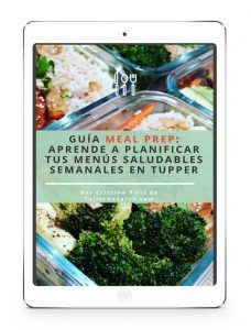 Guía de Meal Prep para Principiantes GRATIS