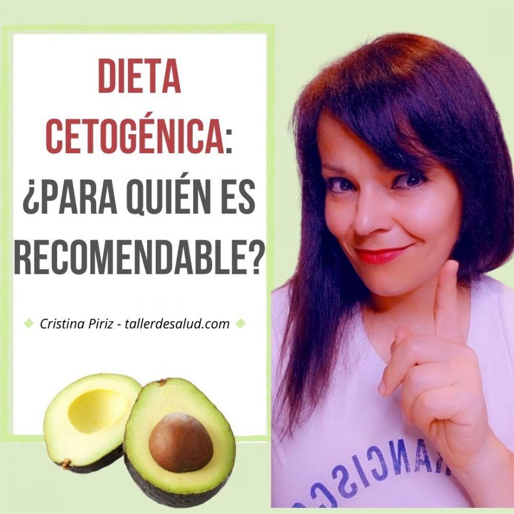 Dieta cetogénica «keto» ¿Para quién es recomendable?