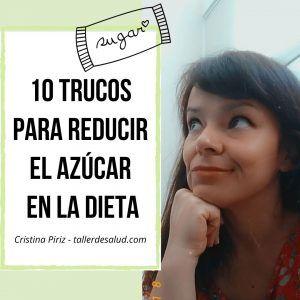 trucos y consejos para comer menos azucar en la dieta