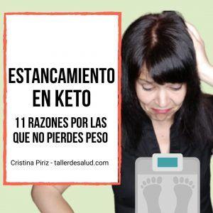 Estancamiento en keto dieta cetogenica lo logro perder peso estar estancado perdida de peso