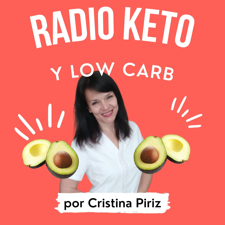Podcast sobre dieta cetogenica y low carb españa por dietista certificada especializada en keto