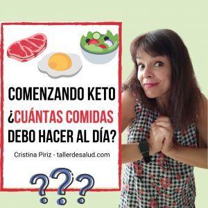cuantas veces debo comer al dia en dieta keto preguntas frecuentes dieta cetogenica principiantes iniciar cetosis