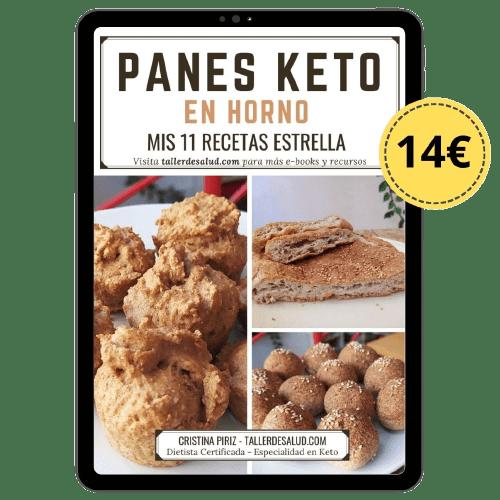 ebook panes keto recetas recetario espanol espana faciles barato descargar descargas PDF