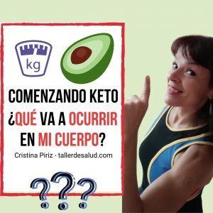 que ocurre cuando hacemos keto cambiar dieta cetogenica en el cuerpo organismo cambios perder peso